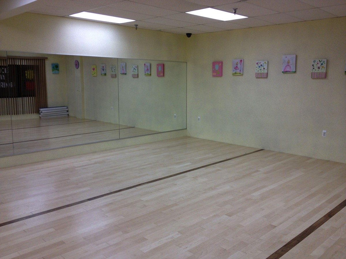 Very Young Dancer Room